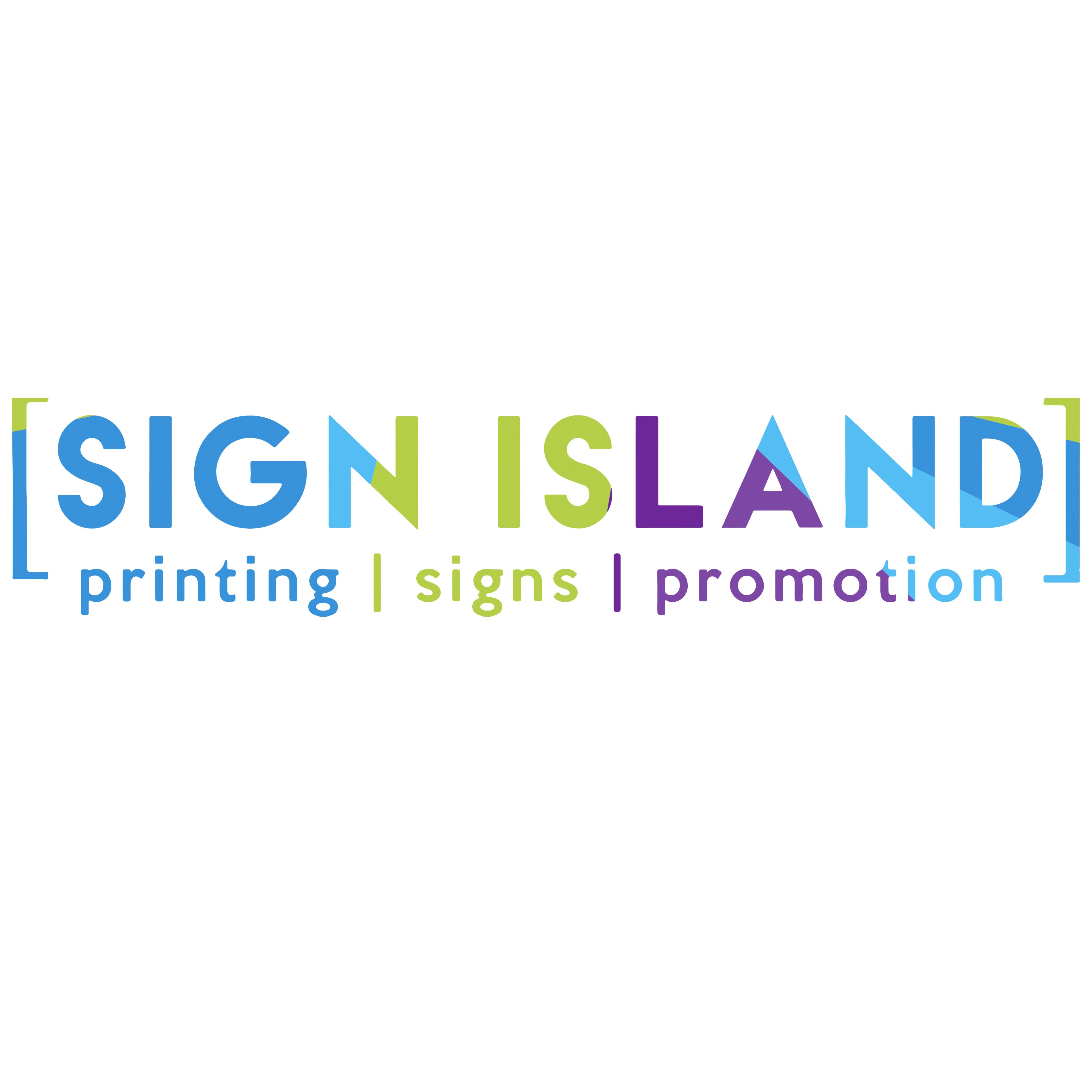 Sign Island